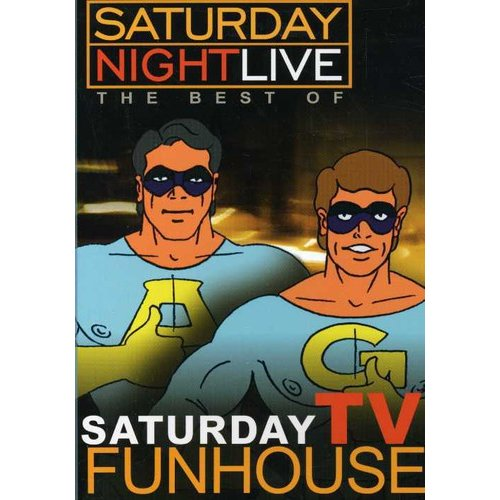 Saturday Night Live: The Best Of Saturday TV Funhouse (Full Frame)