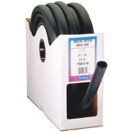 Abbott Rubber T45004005 Washing Machine Hose  1 In X 50 Ft  75   200 Psi  Pvc