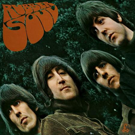 Rubber Soul (Vinyl) (Remaster) Beatles Rubber Soul Skin