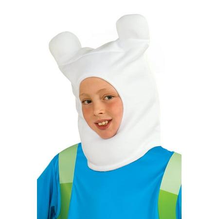 Adventure Time Finn's Headpiece Child Halloween Accessory](Halloween Adventure World)