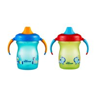First Essentials by NUK Sip & Smile Soft Spout Trainer Cup, 7 oz, 2-Pack