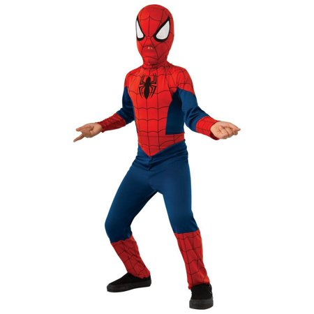 Classic Mens Ultimate Spider-Man Costume - Ultimate Costume