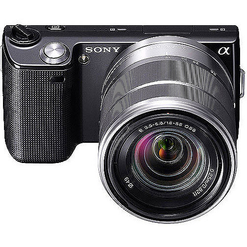 Sony Alpha NEX5K/B Digital Camera with 18-55mm Interchang...
