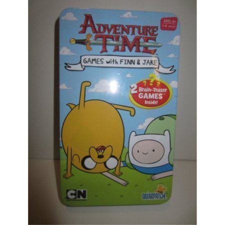 cartoon network adventure time brain teaser games with finn &