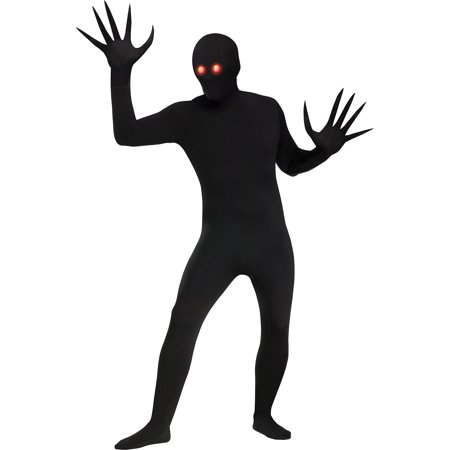 Fade Eye Skin Suit Adult Halloween Costume - Kmart Adult Halloween Costumes