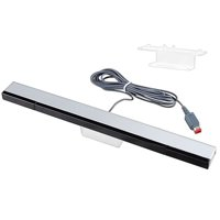 Insten Wired Sensor Bar For Nintendo Wii / Wii U (with Stand)