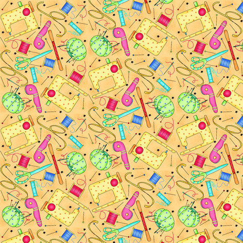 Cranston VIP Fabrics Sewing Notions Fabric