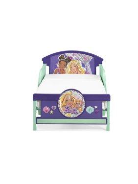 Barbie Mermaid Toddler Bed