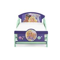 Deals on Barbie Mermaid Toddler Bed