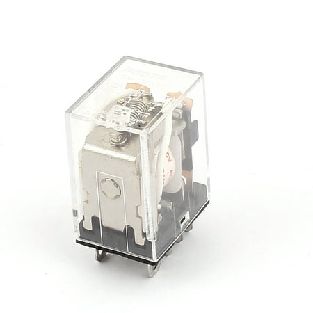 JQX-13F  110V Coil Voltage 8 Pins DPDT Power Electromagnetic Relay