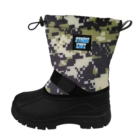 - Storm Kidz Unisex Cold Weather Snow Boot (Toddler/Little Kid/Big Kid) MANY COLORS