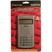 Sentry 2-Line 228-Function Scientific Calculator, Silver