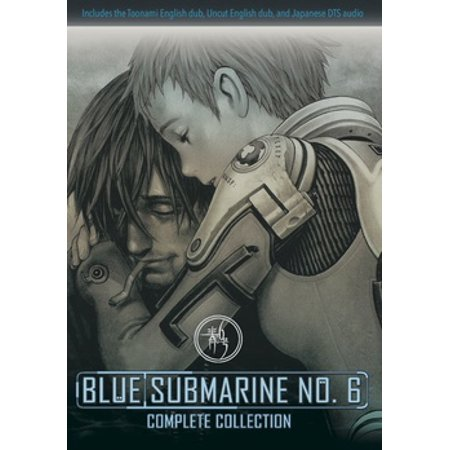 Blue Submarine No. 6: Complete Collection -