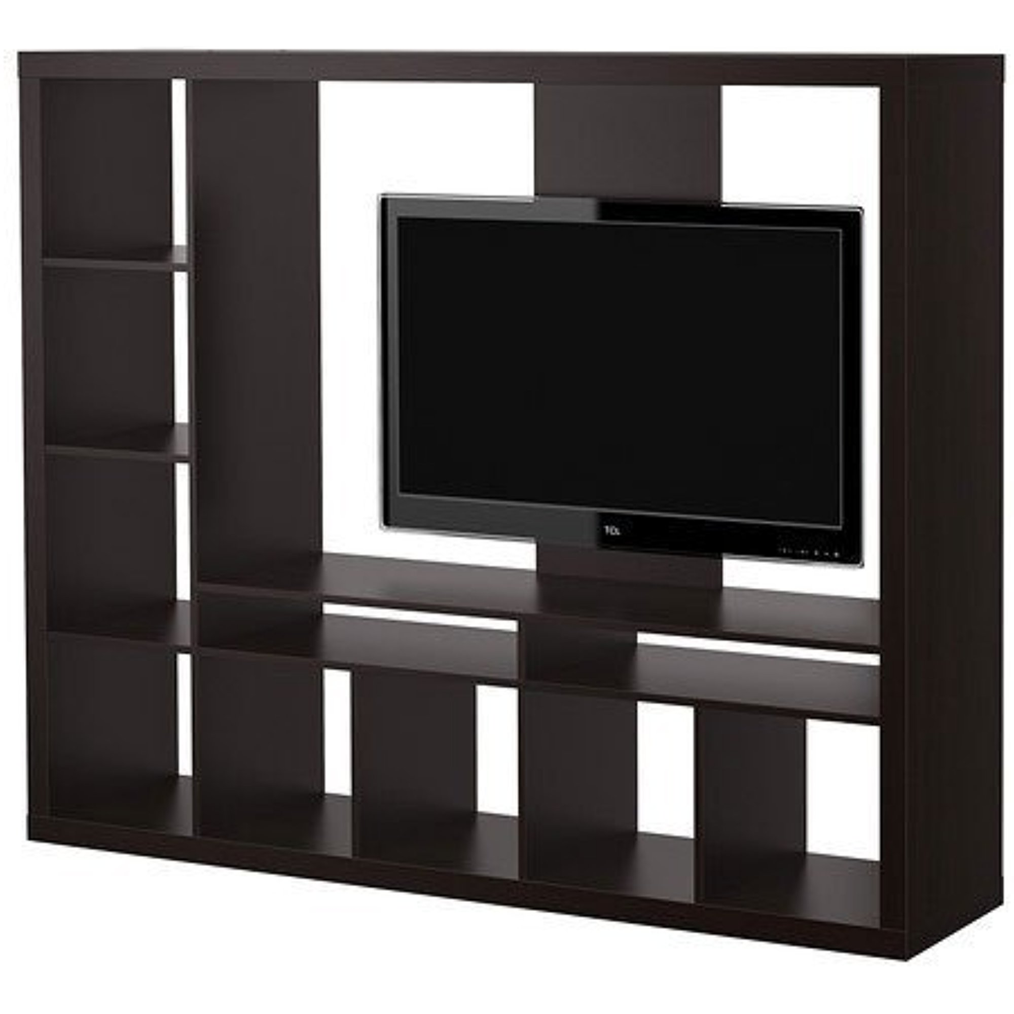 "Ikea Expedit Entertainment Center Tv Stand up to 55"" Flat Screen"