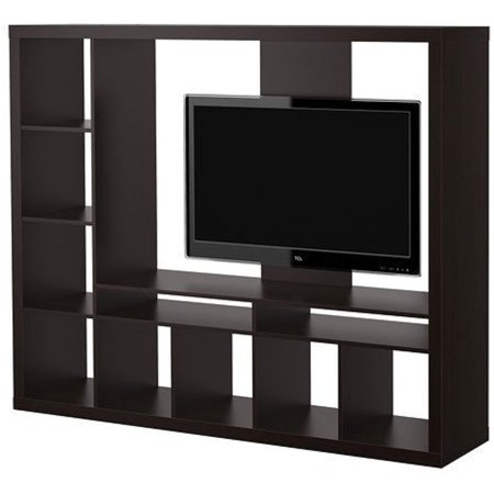 Ikea Expedit Entertainment Center Tv Stand Up To 55 Flat Screen Tvs 14210 26175