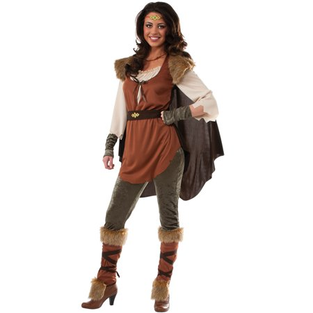Forest Princess Adult Costume - Forest Costume