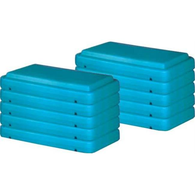 The Step Stackable 4'' Riser (10 Pack)