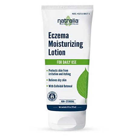 Natralia Eczema Moisturizing Lotion, 6 Ounce - image 3 of 5