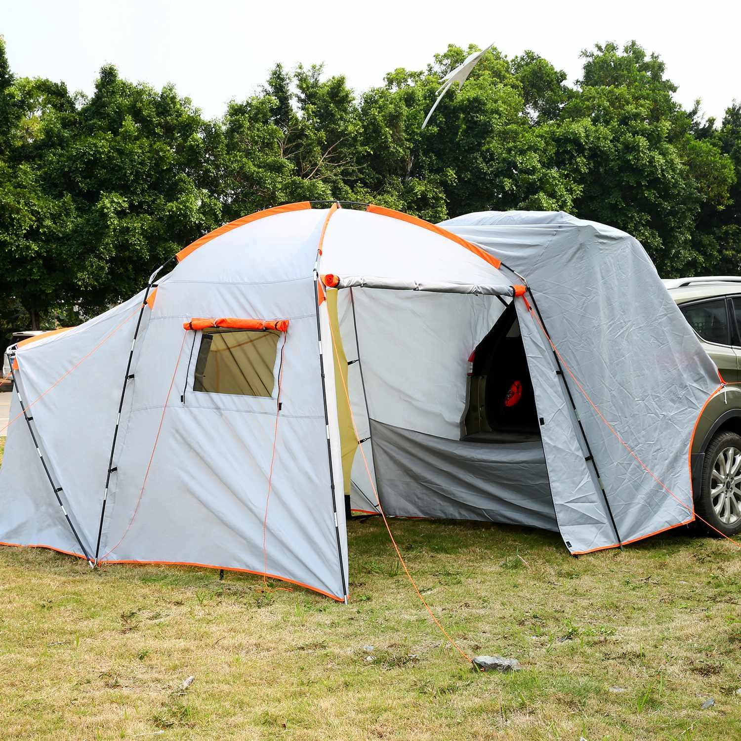 10 Best SUV Tents for Small Family Camping Trip to Buy in