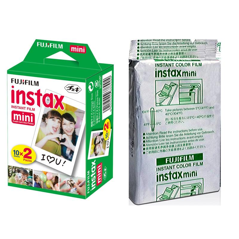 Fujifilm Instax Mini Instant Film 30 Prints for Fuji 90, 9, 8, 7S, 50S 25 Camera.