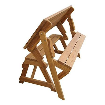Hamptons Collection Interchangeable Picnic Table / Garden Bench
