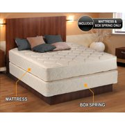 Dreamy Clic Queen Size Mattress And Box Spring Set