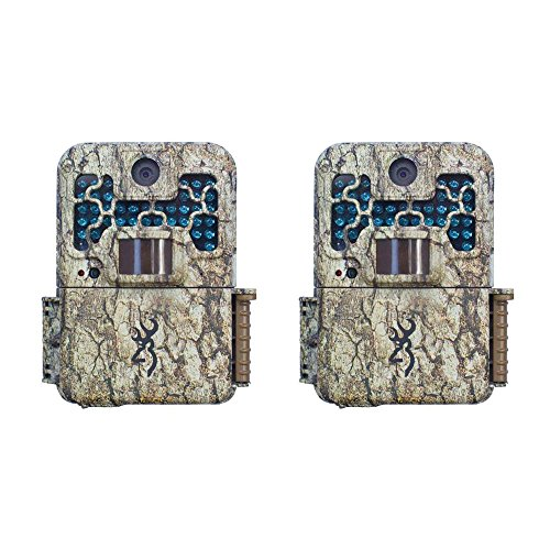 Browning Recon Force FHD Digital Trail Game Camera (Two Count) by Browning