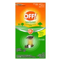 OFF! Mosquito Lamp Refills, 0.058 oz, 2 ct