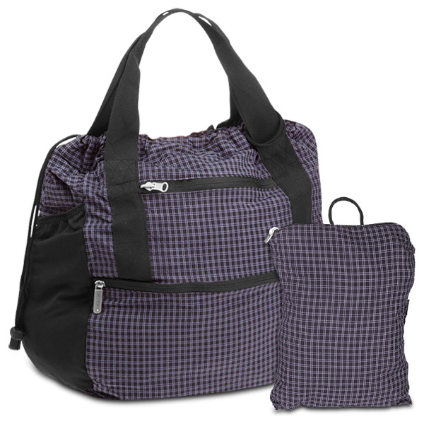 Travelon Stow-Away Backpack/Tote Duo