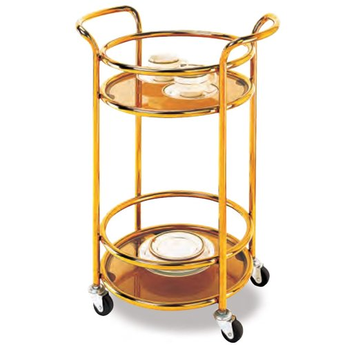 Cosmopolitan Furniture Durable Mobile Kitchen Cart