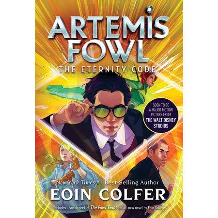 The Cute Kid Promo Code (The Eternity Code (Artemis Fowl, Book)