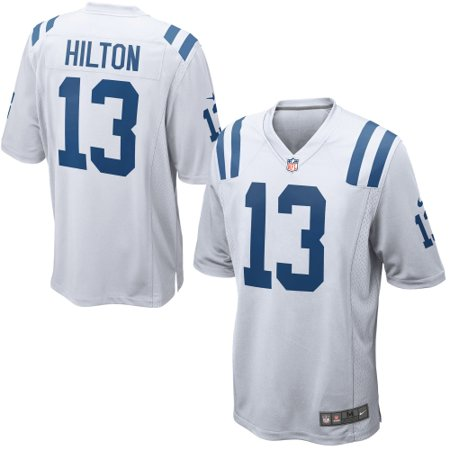 100% authentic 8a9bc 1a76e T.Y. Hilton Indianapolis Colts Nike Game Jersey - White