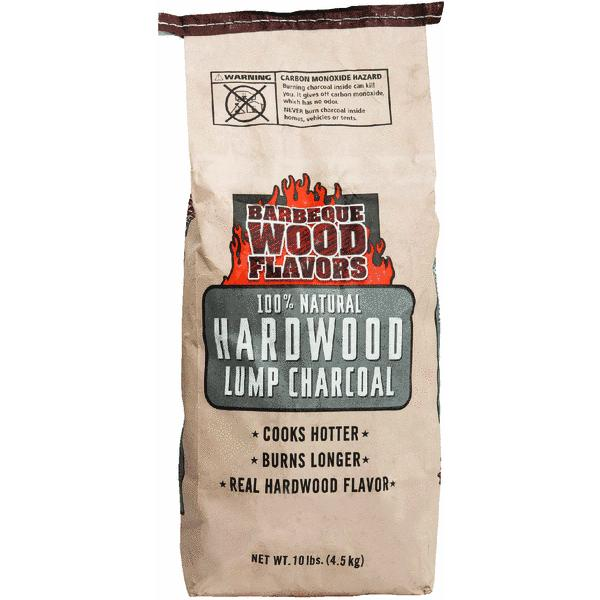 how to make hardwood lump charcoal