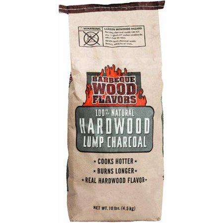 how to make hardwood lump charcoal