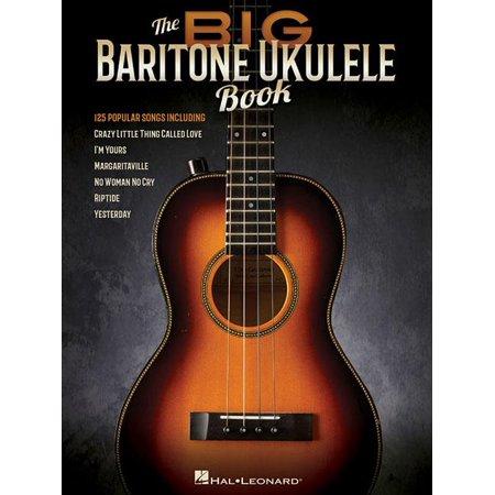 The Big Baritone Ukulele Book (Paperback)