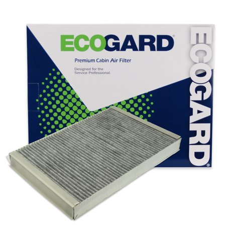 ECOGARD XC35834C Cabin Air Filter with Activated Carbon Odor Eliminator - Premium Replacement Fits Mercedes-Benz Sprinter 2500, Sprinter 3500 / Dodge Sprinter 2500 / Freightliner Sprinter