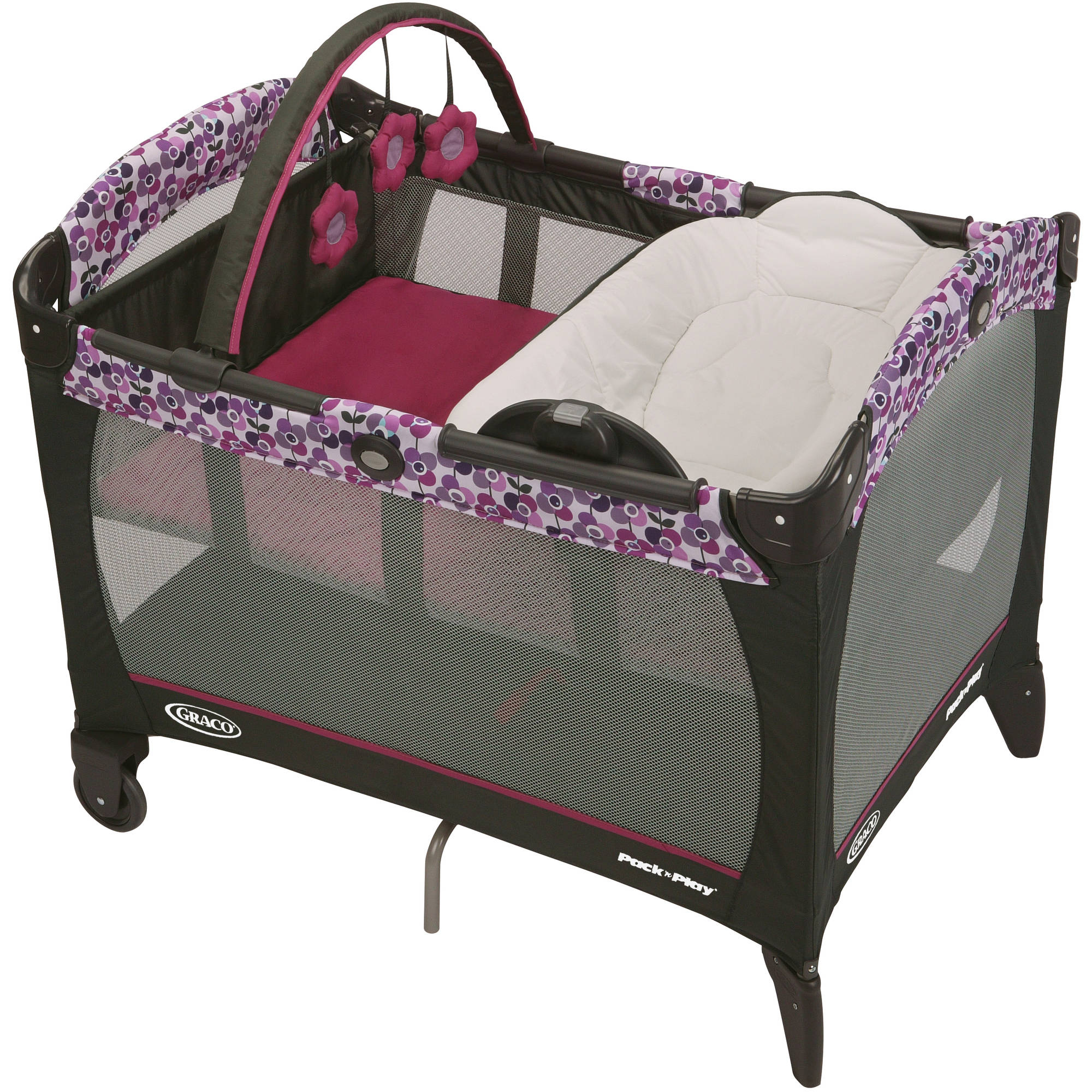 Graco Pack 'n Play Playard with Reversible Napper and Changer, Pammie