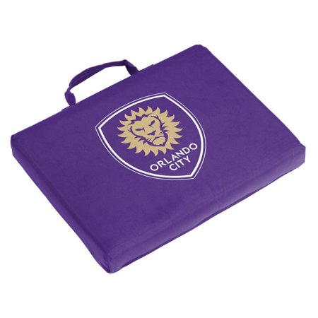 Logo Brands Orlando City Soccer Club 14 x 11 Bleacher