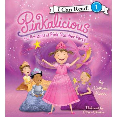 Pinkalicious: The Princess of Pink Slumber Party - Audiobook
