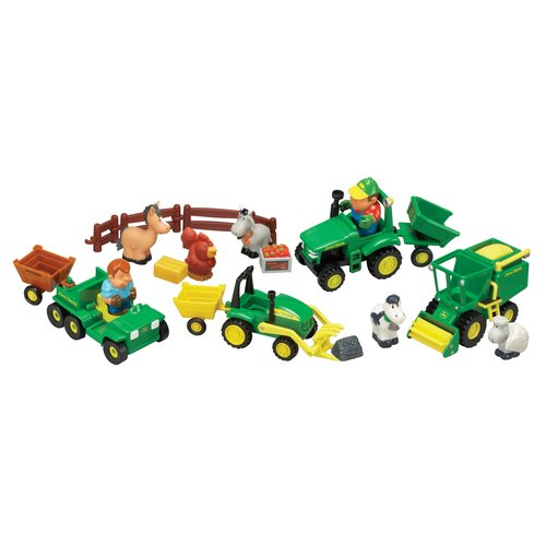 John Deere Fun on the Farm Play Set