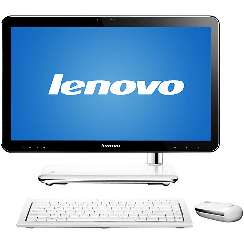 "Lenovo 21.5"" IdeaCentre 40181DU A300 All-In-One PC with Intel Pentium T4400 Processor and Windows 7 Home Premium"