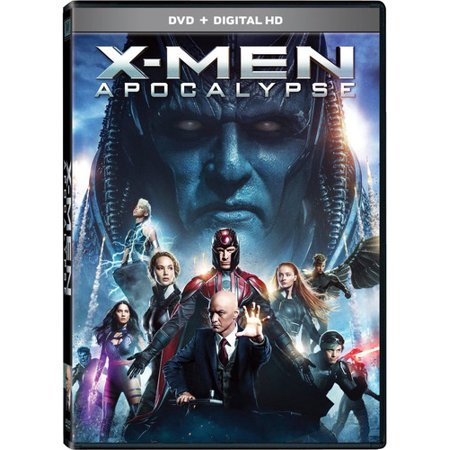X Men  Apocalypse  Dvd