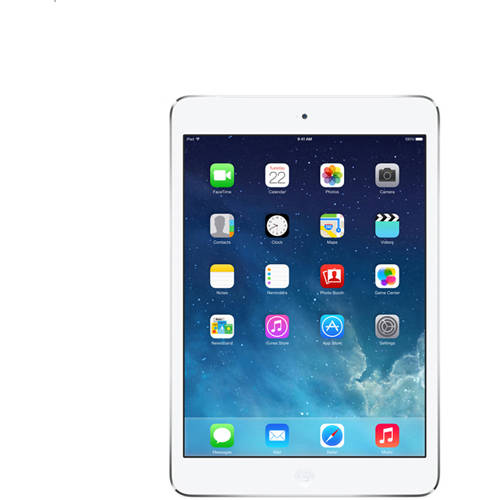 "Apple iPad mini Wi-Fi + Cellular - Tablet - 32 GB - 7.9"" IPS (1024 x 768) - 4G - Verizon - white & silver"