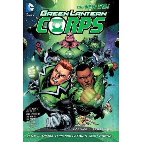 Green Lantern Corps 1: Fearsome