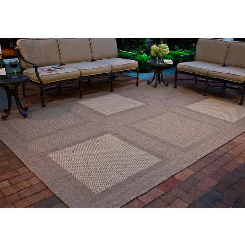 Safavieh Courtyard Eileen Power-Loomed Indoor/Outdoor Area Rug or Runner