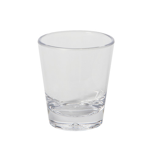 Carlisle Food Service Products Alibi 1.5 Oz. Shot Glass (Set of 24) by Carlisle Food Service Products