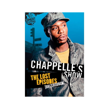 Chappelle's Show: The Lost Episodes Uncensored (DVD) - Jessie Tv Show Halloween Episode
