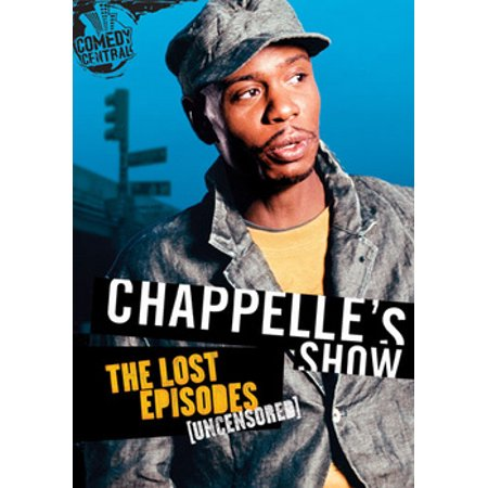 Chappelle's Show: The Lost Episodes Uncensored (DVD)](Out Of The Box Halloween Episode)