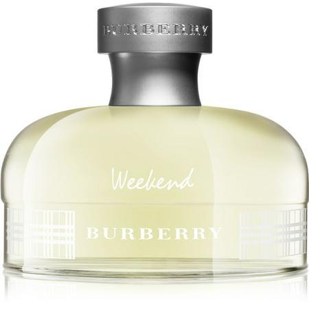 Burberry Weekend Eau De Parfum Spray, Perfume for Women, 3.3 Oz / 100 - Perfume Halloween Jesus Del Pozo 100 Ml