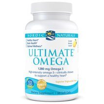 Vitamins & Supplements: Nordic Naturals Ultimate Omega
